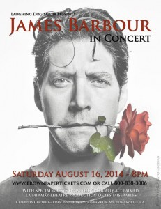 James Barbour Concert